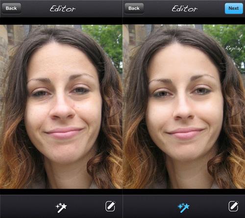 прими, наш приложение для редактирования фото на айфон лица где находится что