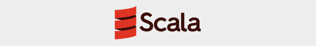 Scala is a popular programming language