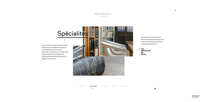 vacarieduverneuil_com Some Of The Best One Page Websites Designs For Inspiration
