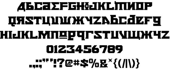 Kremlin-Bolshevik 61 Free Russian Fonts Available For Download