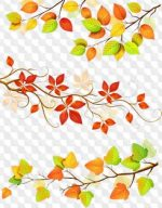 Листья желтые пнг – Ой!