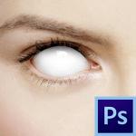 Как сделать белые глаза в фотошопе – Как сделать белые глаза в Фотошопе