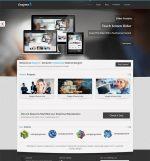 Создать шаблон сайта – Шаблоны сайта | Бесплатные шаблоны сайтов HTML5