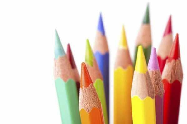 Картинки по запросу картинка дети рисуют карандашами